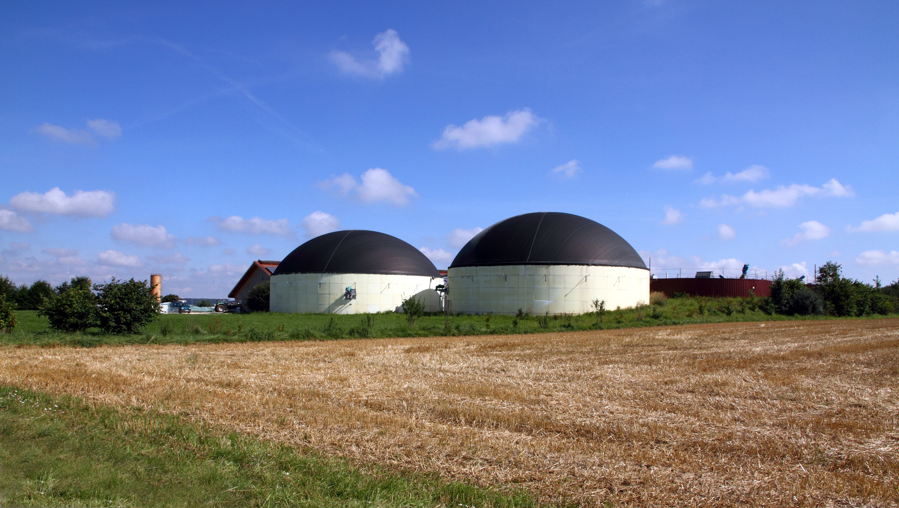 Biofuels and anaerobic digestion plants