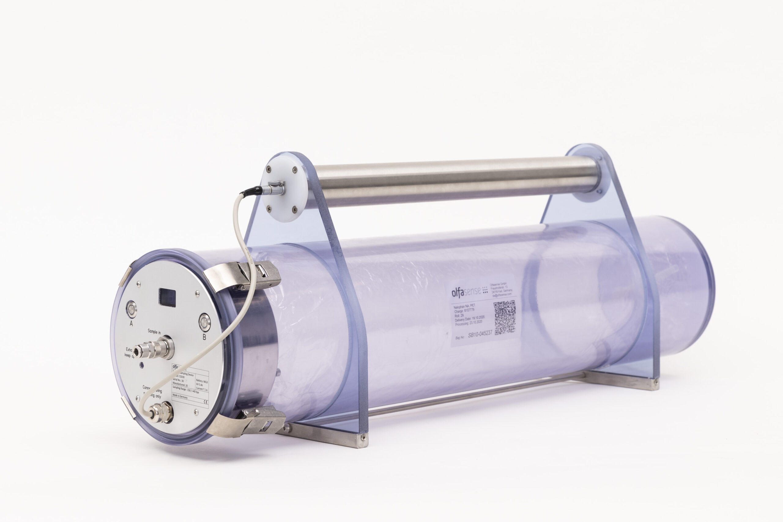 CSD30 odour sampling device