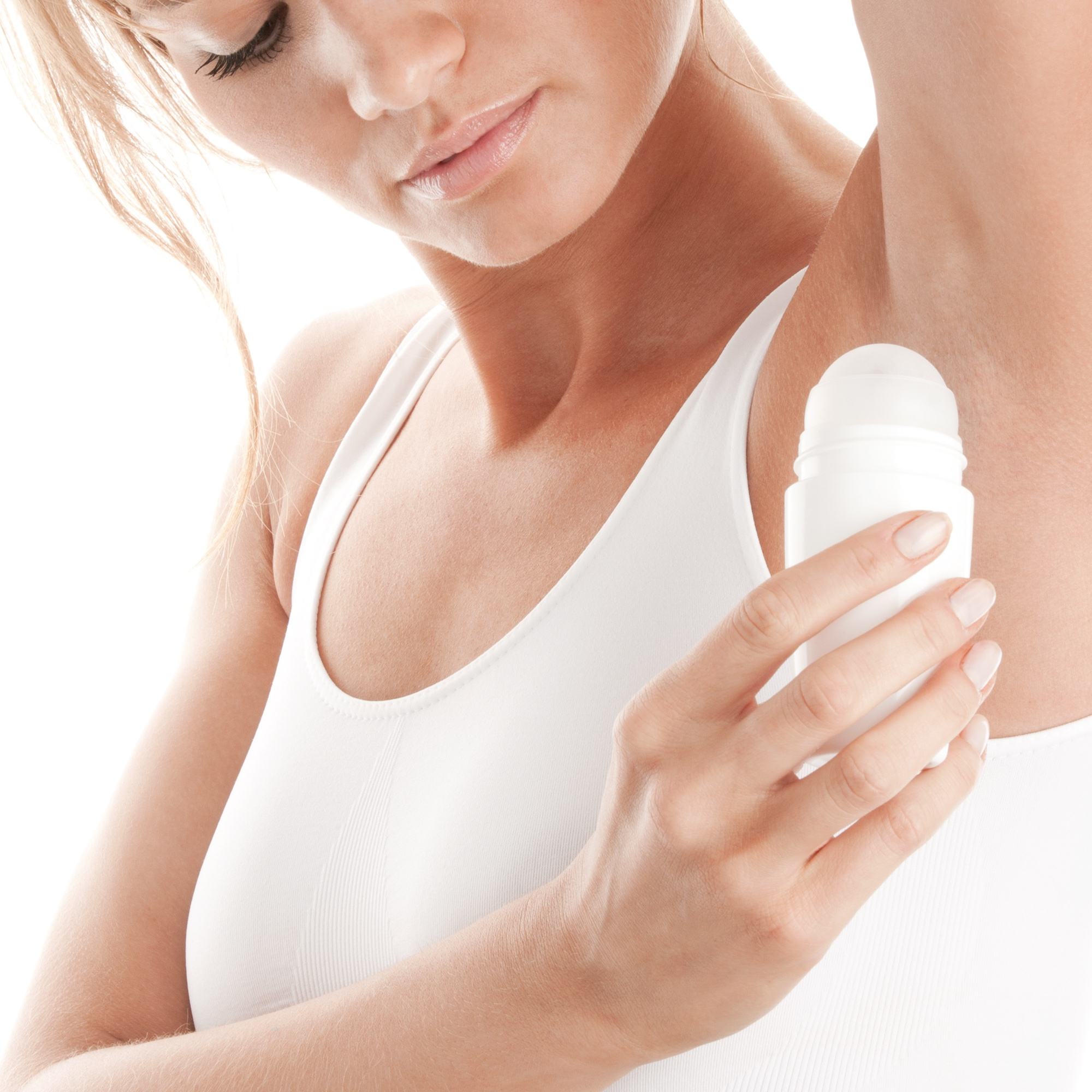 Odour testing deodorants antiperspirants