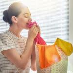 Odour testing detergent