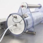 Ventilated odour sampling hood