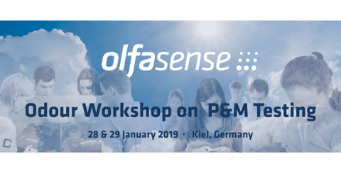 Preliminary programme - 2019 Odour Workshop on Product & Material Testing