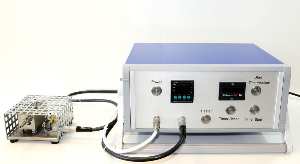 Liquid to gas vaporiser (LiGaVa)