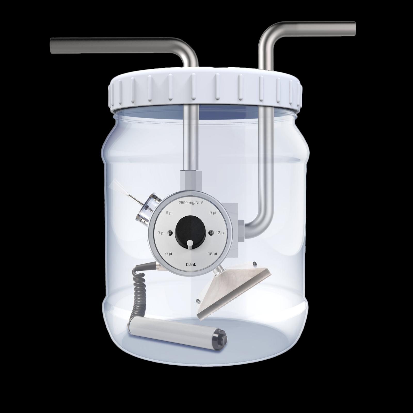 Odour measurement equipment