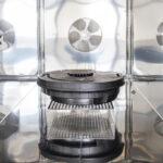 VOC emission test chamber Fan