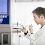 VOC emission test chamber Sensor
