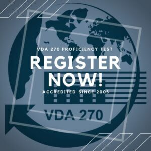VDA 270 Announcement
