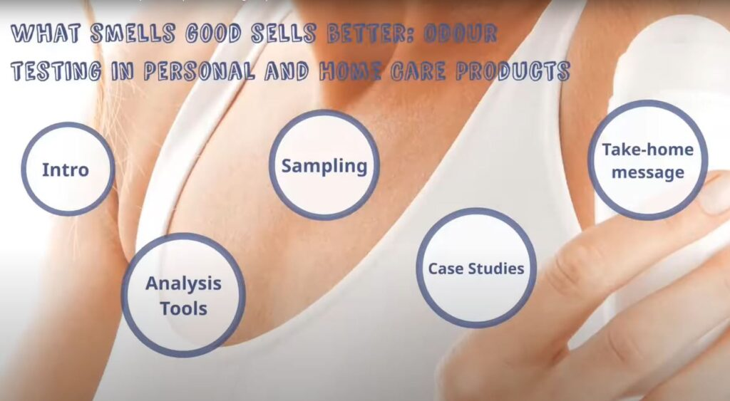 Online odour seminar personal care home care