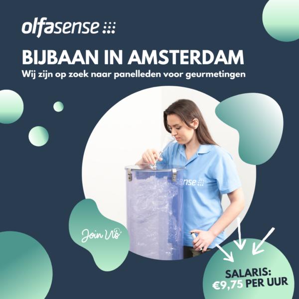 Bijbaan Amsterdam