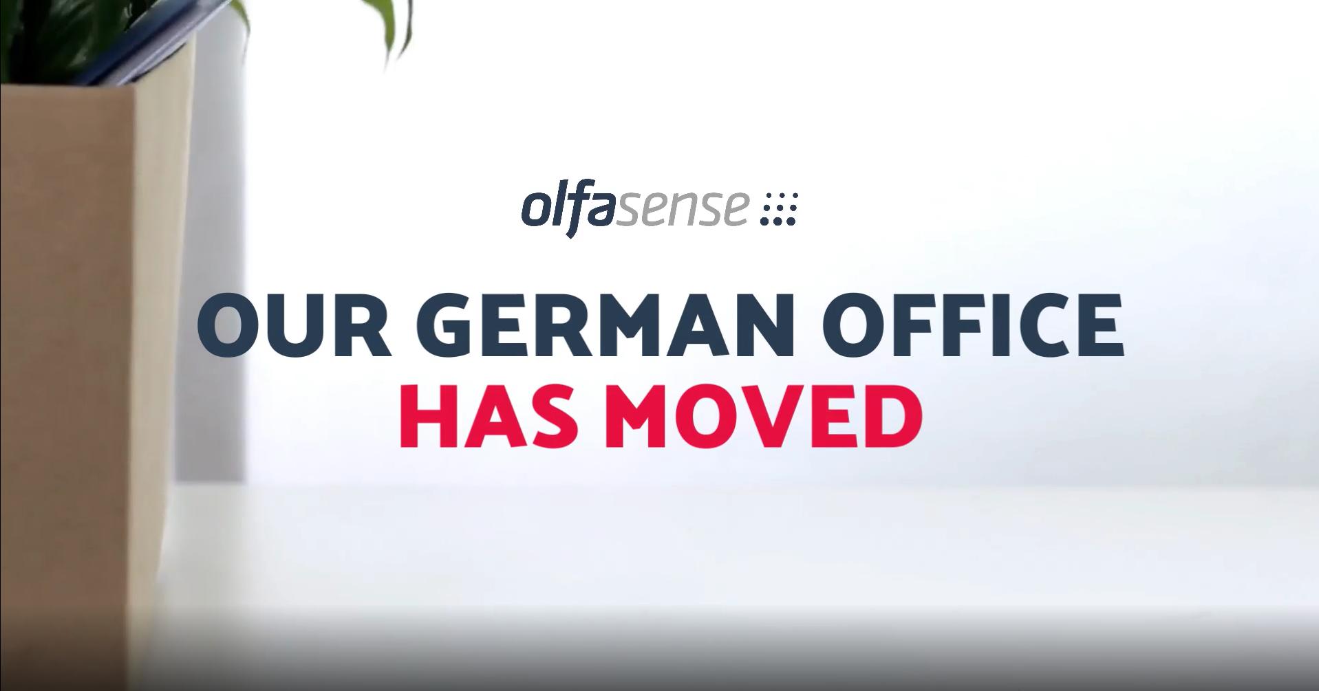 Umzug Olfasense GmbH